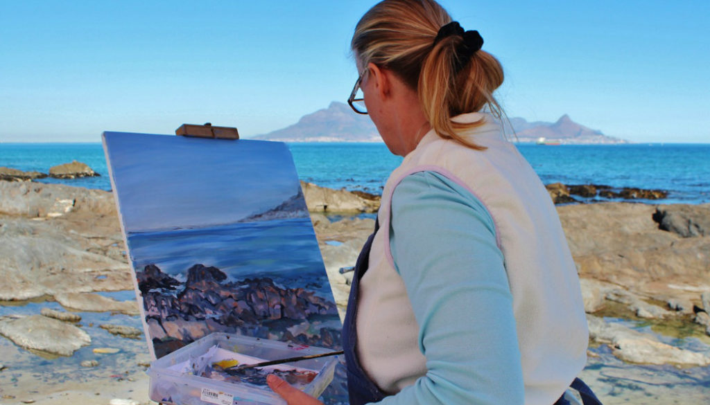 Best Oil Painting Class