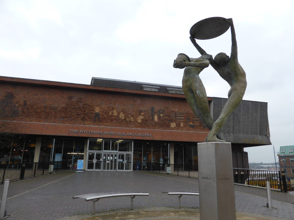 Potteries Museum and Art Gallery