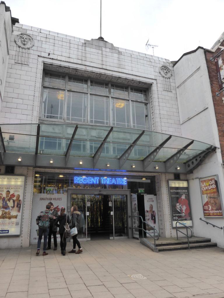 Regent Theatre Stoke