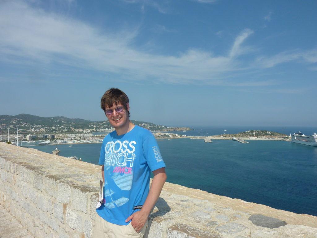 Romantic Ibiza Cathedral