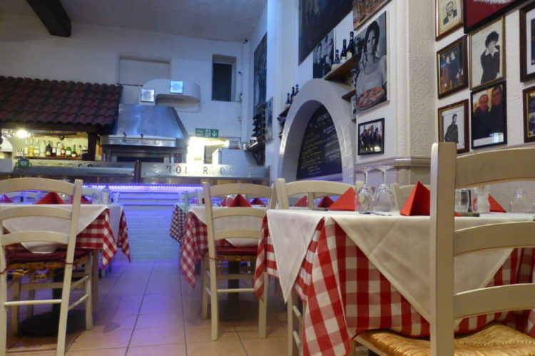Roberto's Pizza House Stoke