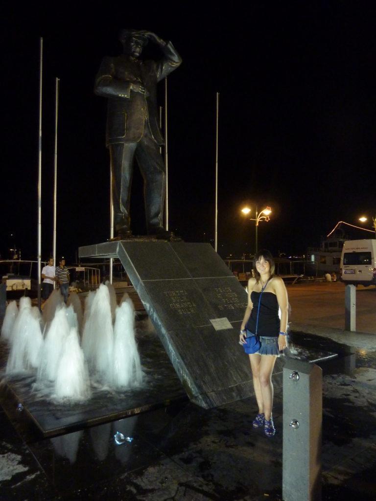 Marmaris Ataturk Statue