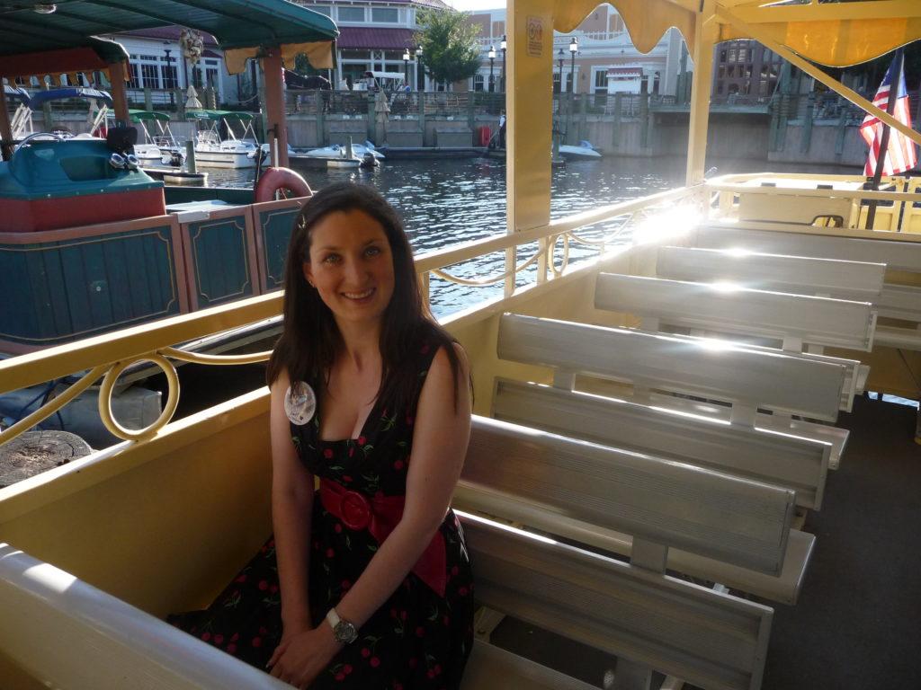 Romantic Disney Springs Sassagoula River Cruise