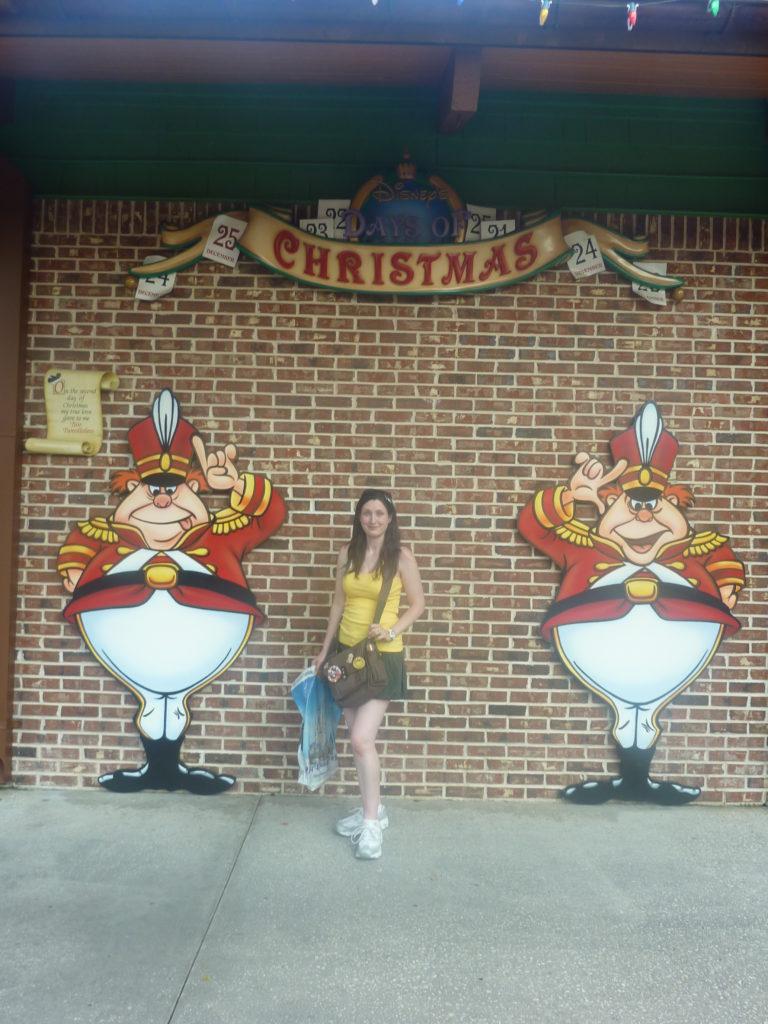 Romantic Disney Springs Days of Christmas