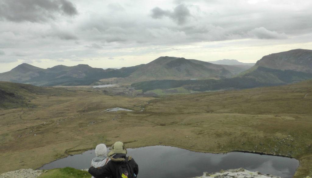 Climb a Mountain Snowdon