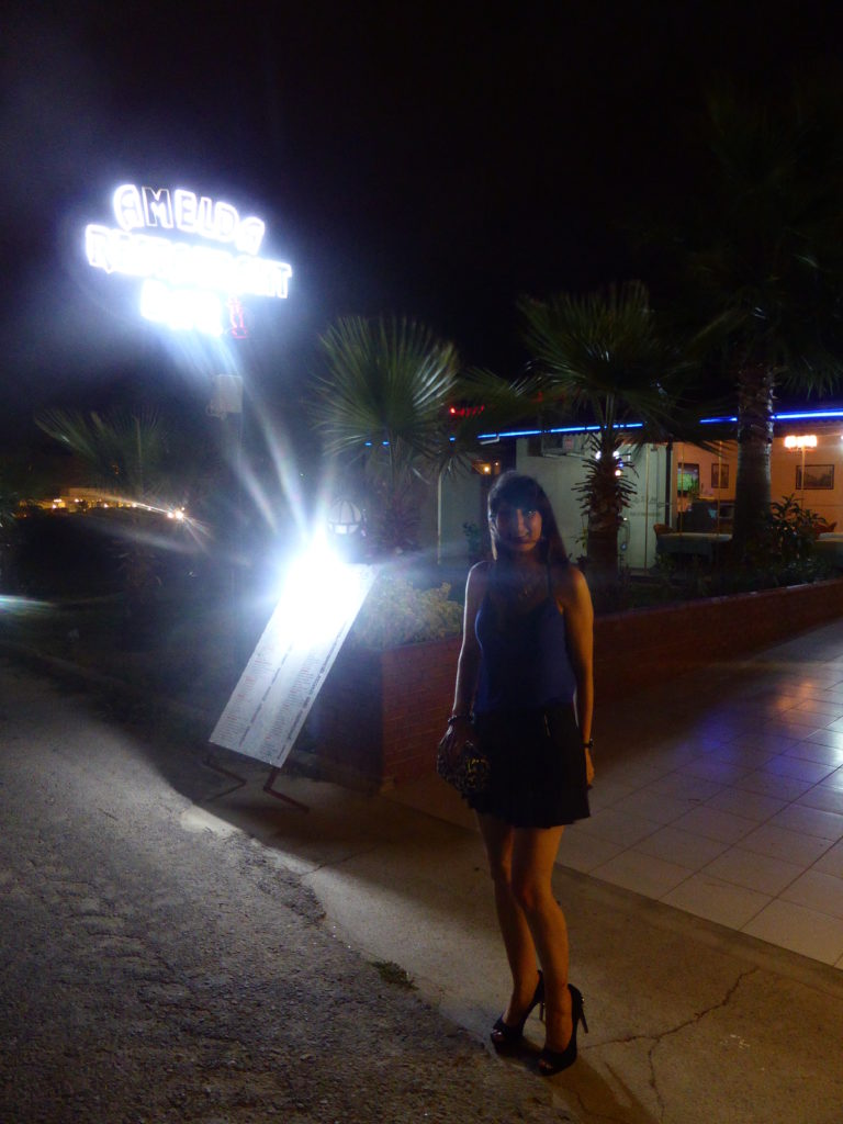 Romantic Side Amelda Restaurant