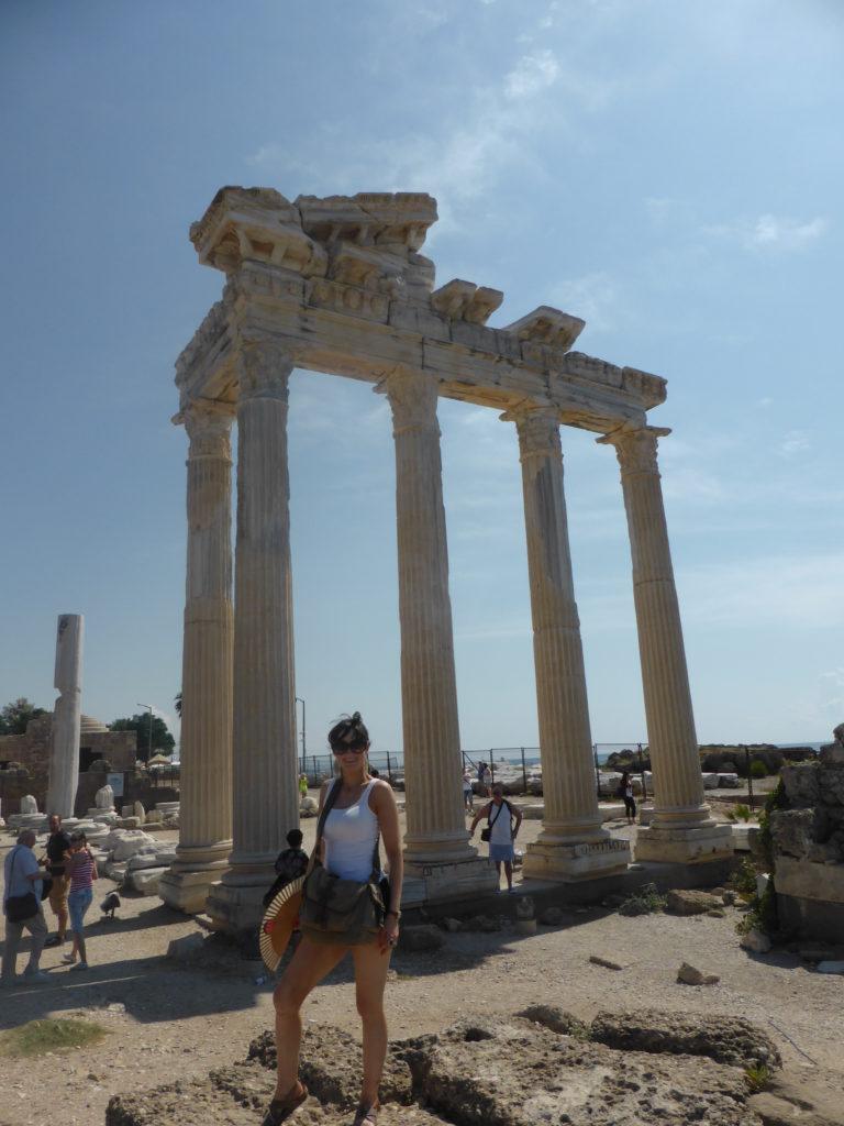 Romantic Side Temple of Apollo