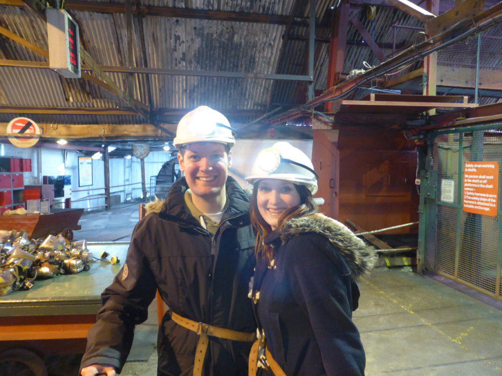 Big Pit National Coal Museum Underground Tour