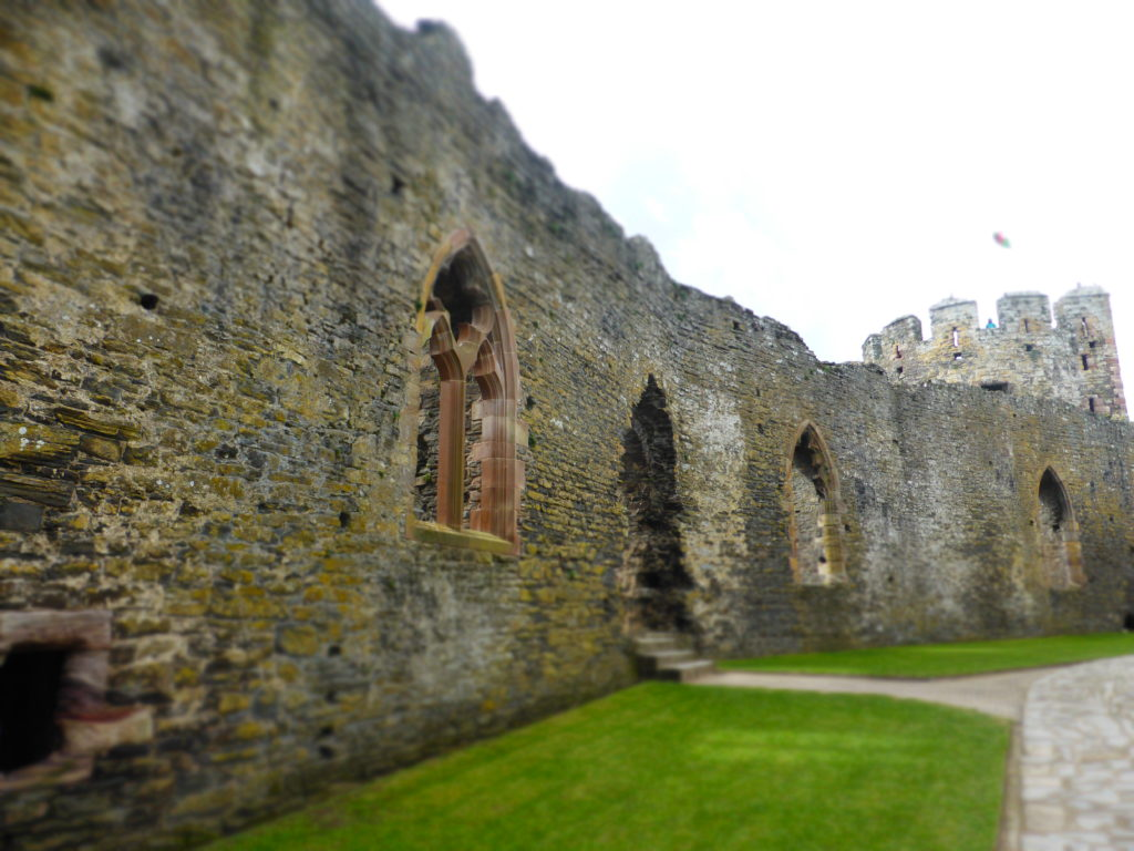 Conwy Castle Chapel Great Hall