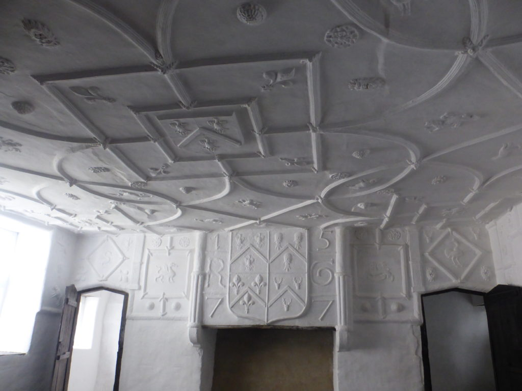 Plas Mawr Chamber over the Brewhouse