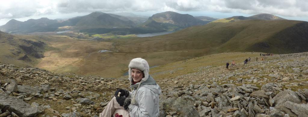 Climb a Mountain Date Ideas Snowdon Ranger Path