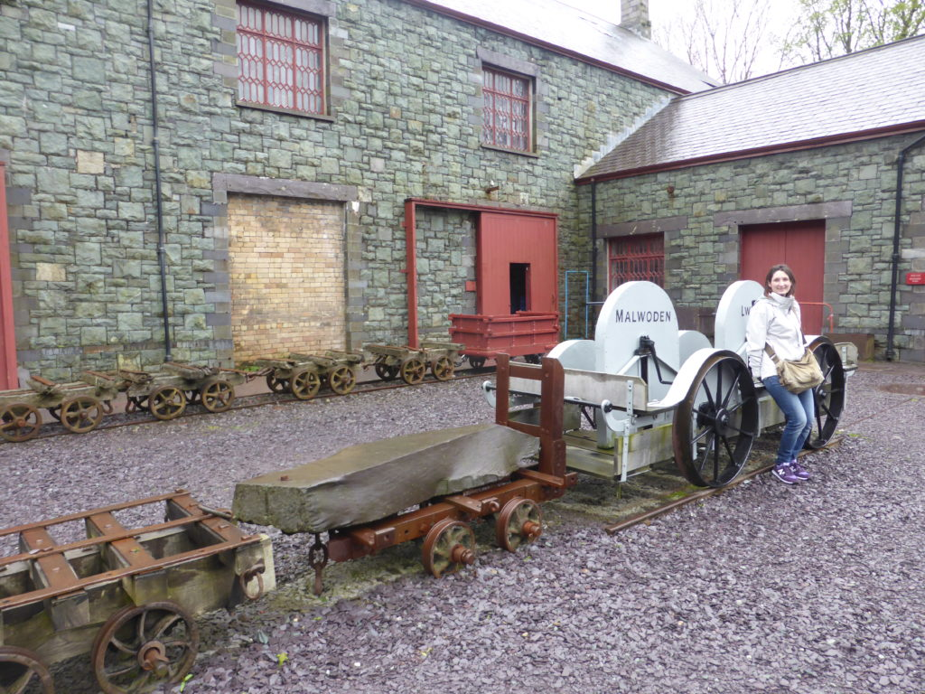 National Slate Museum Velocipede