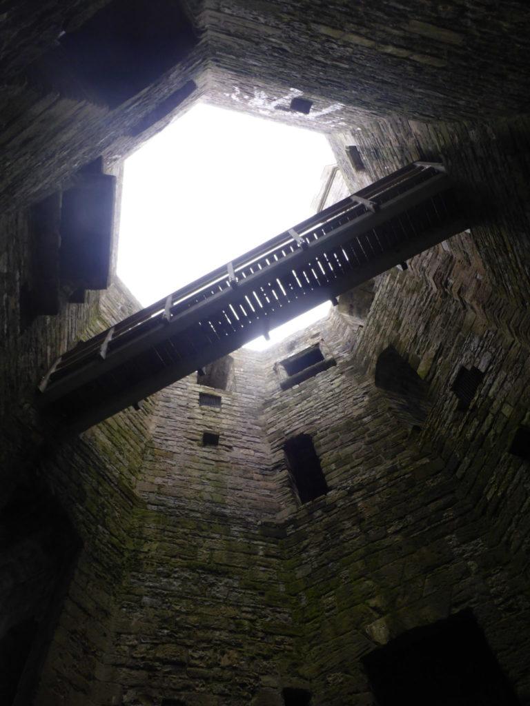 Caernarfon Castle Well Tower
