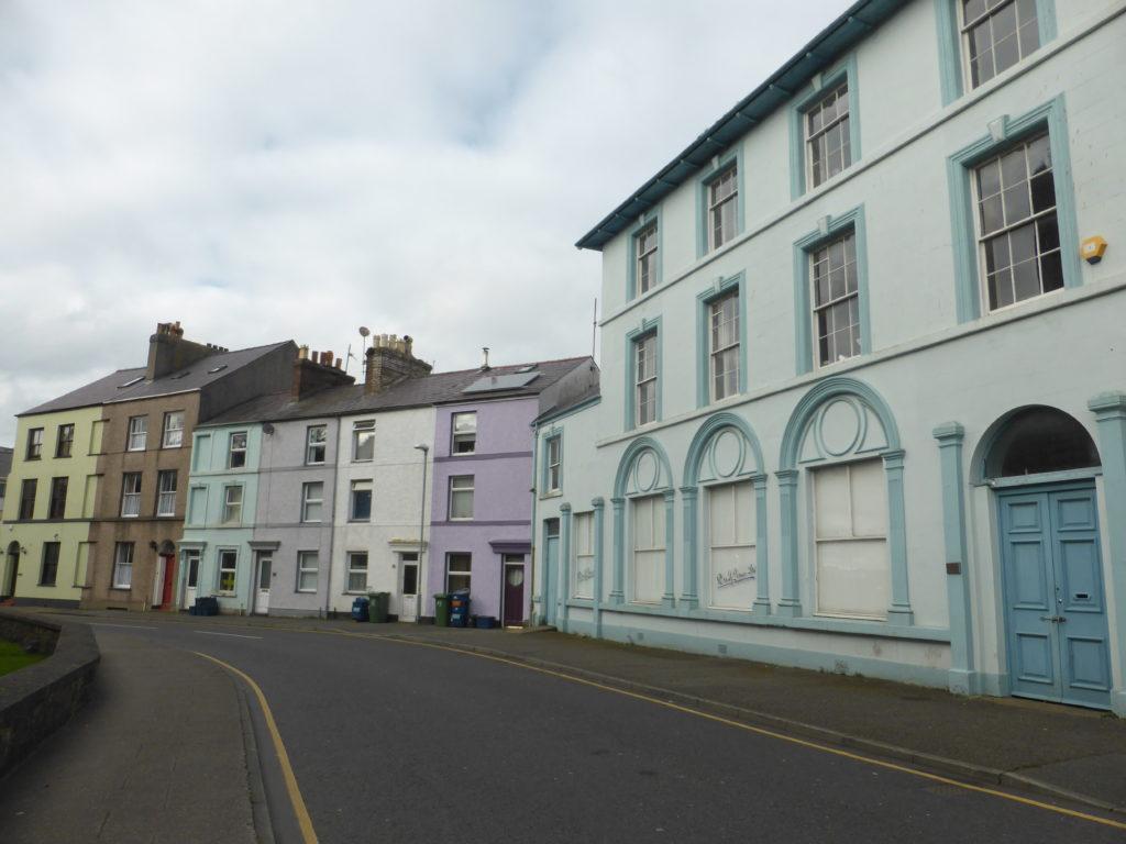 Caernarfon Castle Town Walls