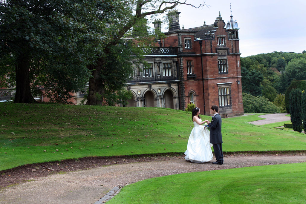 Newcastle-Under-Lyme Romantic Keele Hall