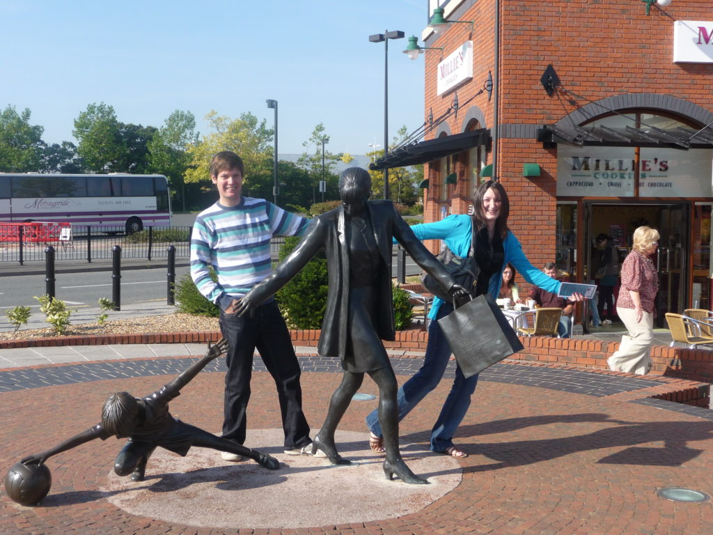 Romantic Guide Cheshire Oaks