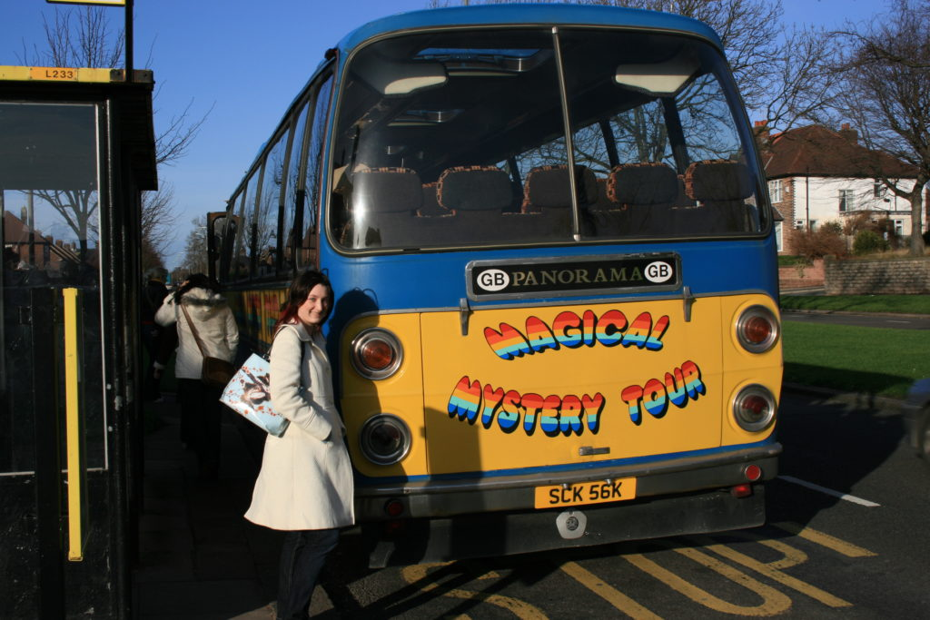 Romantic Couples Guide Liverpool Magical Mystery Tour