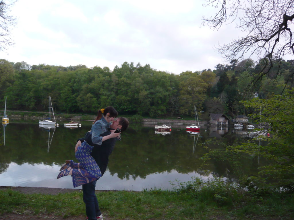 Dance by the Lake Rudyard Lake