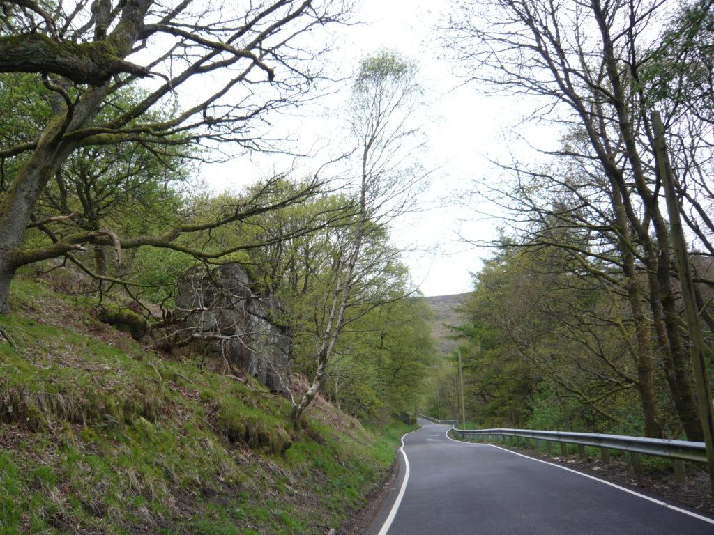 Romantic Car Picnic Peak District Drive