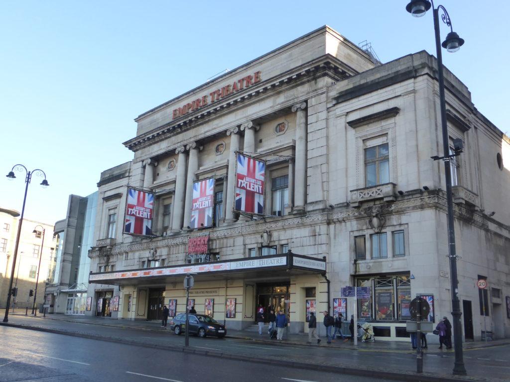Romantic Couples Guide Liverpool Empire Theatre