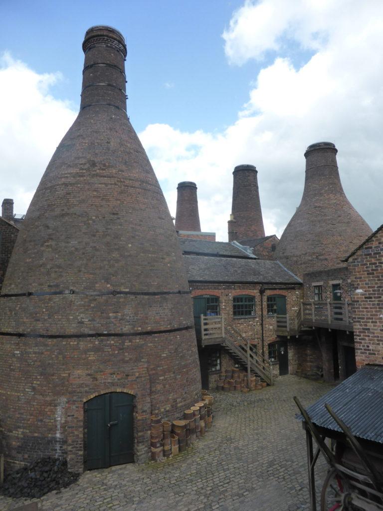 Gladstone Pottery Museum Bottle Kiln