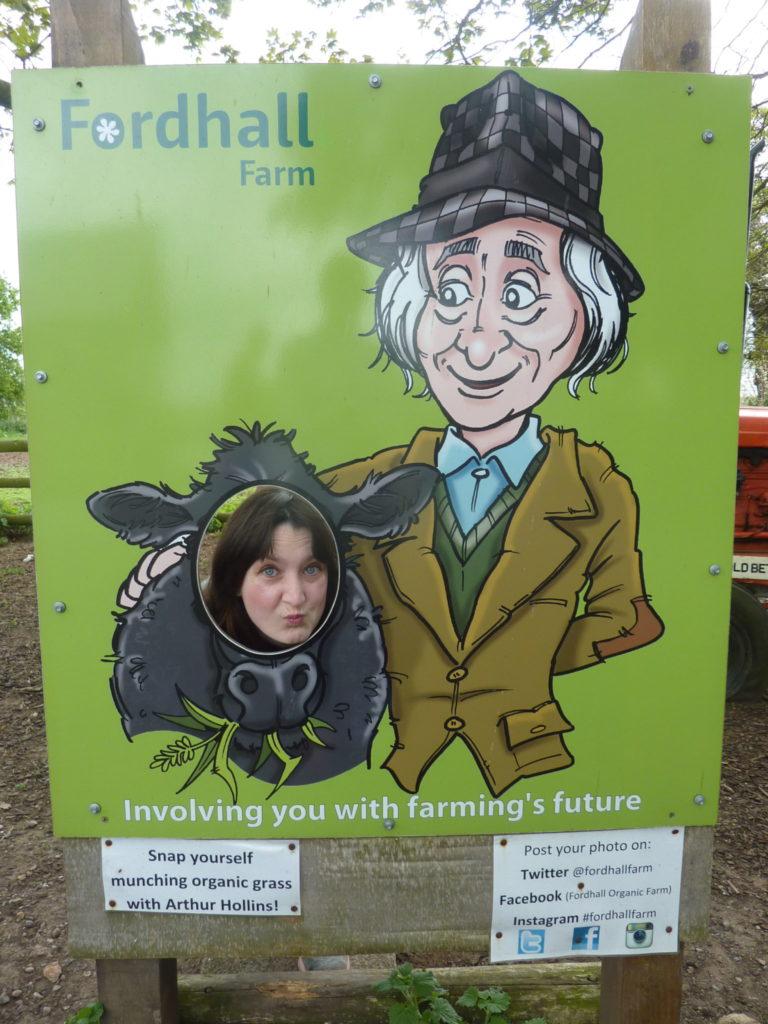 Romantic Shropshire Fordhall Organic Farm
