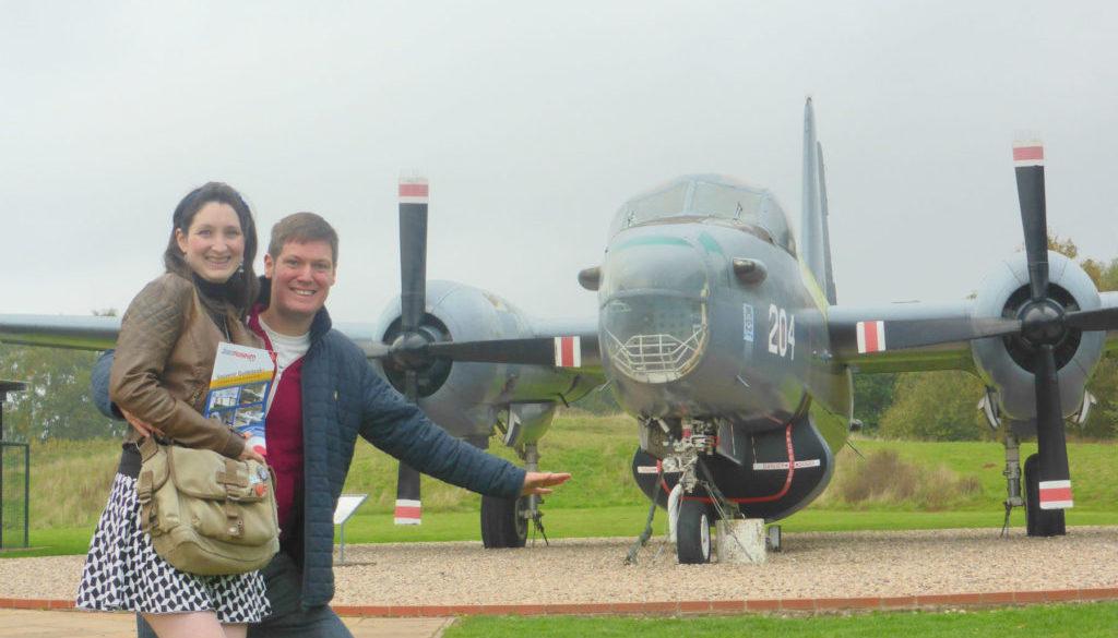 Romantic Shropshire Royal Air Force Museum