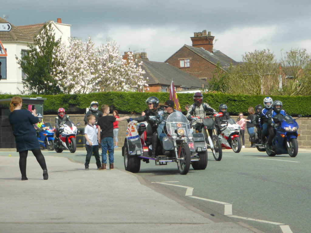 Romantic Stoke-on-Trent Star Bikers