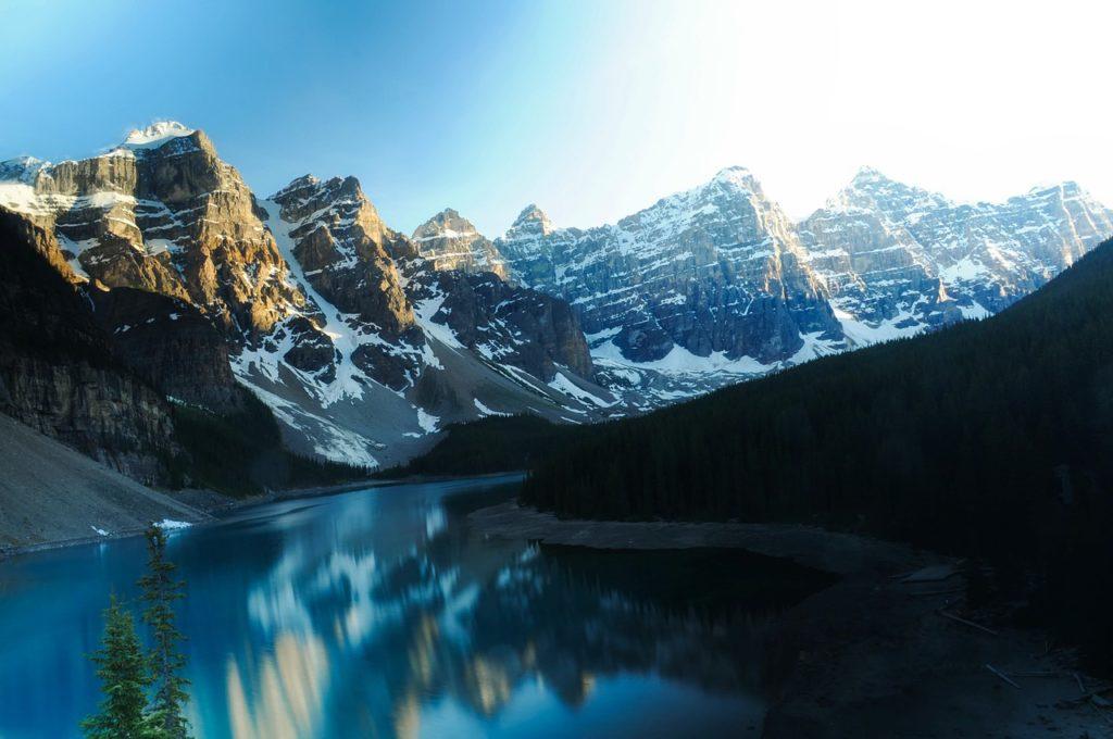 Best Lakes Dance Moraine Lake