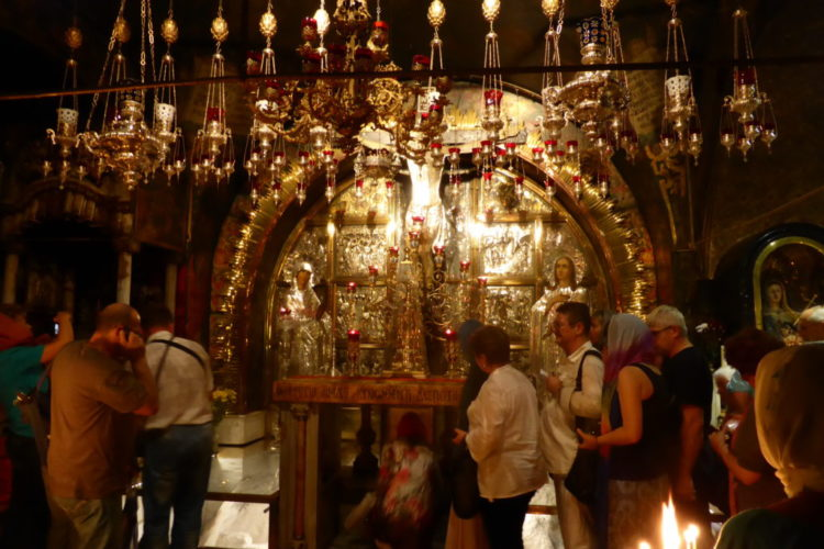 Christian Sites Church of the Holy Sepulchre Jerusalem