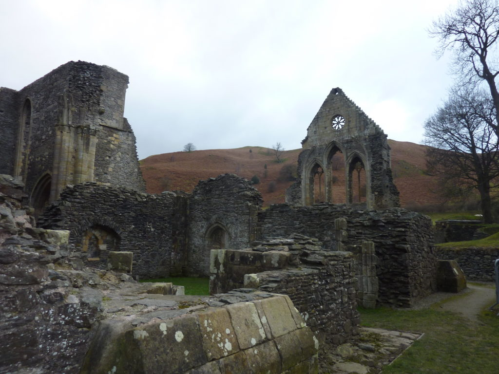 Romantic Couples Guide North Wales Valle Crucis Abbey