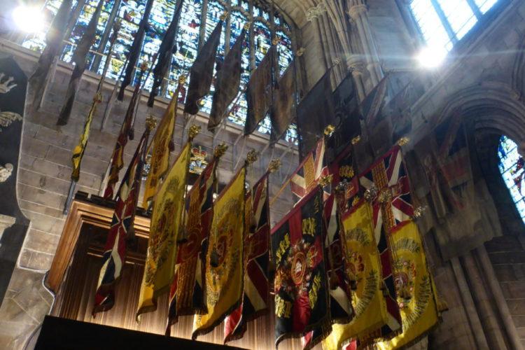 Lichfield Cathedral War Memorial