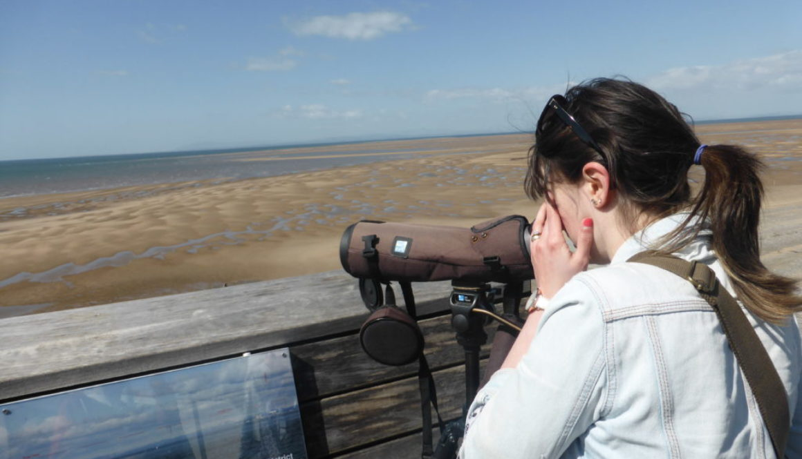 Rossall Point Fleetwood