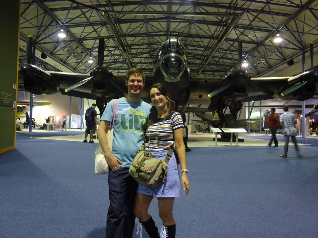 Romantic North West London Royal Air Force Museum