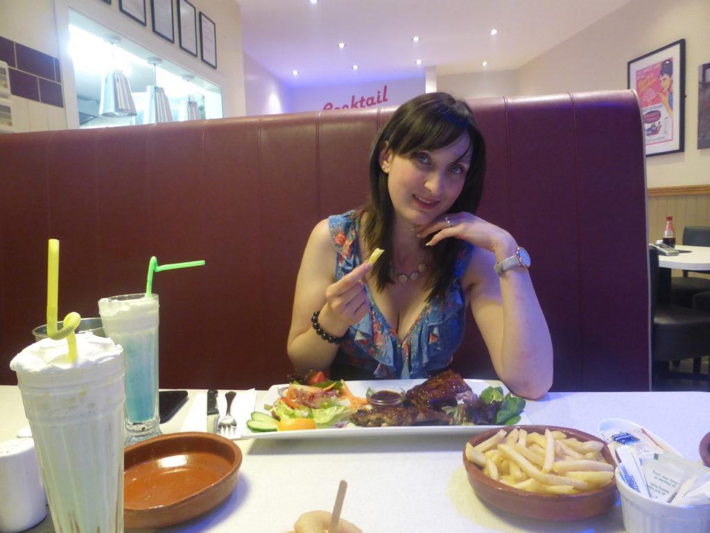 Romantic Kent Bel's Diner Orpington