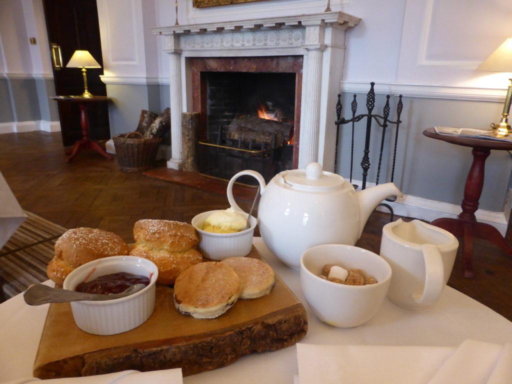 Llansantffraed Court Abergavenny Afternoon Tea