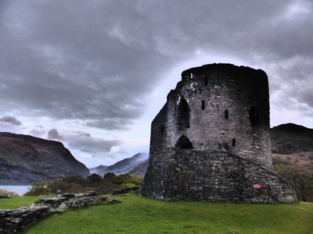 Romantic Couples Guide North Wales Dolbadarn Castle
