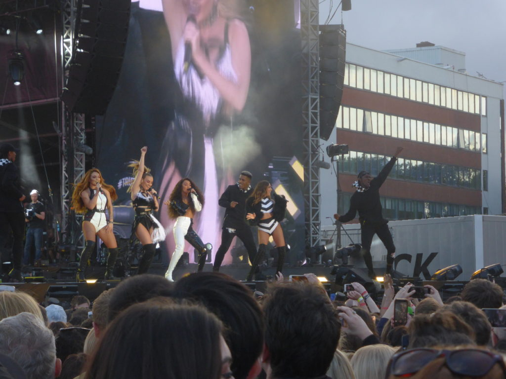 One Love Manchester Little Mix