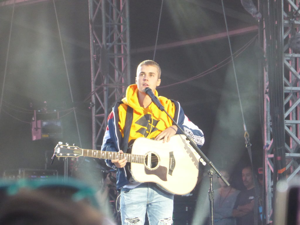 One Love Manchester Justin Bieber