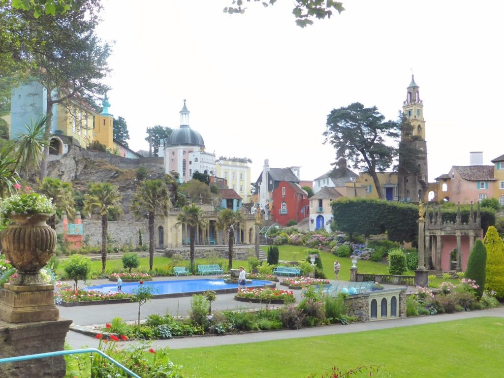 Romantic Couples Guide North Wales Portmeirion