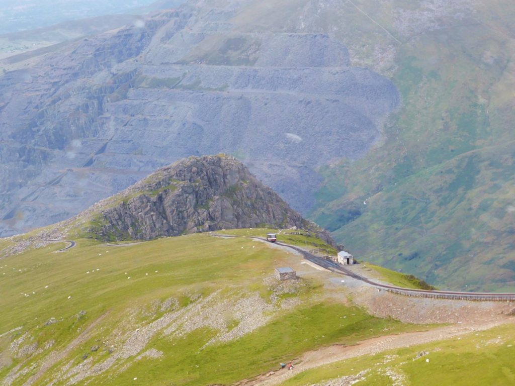 Romantic Couples Guide North Wales Snowdon Mountain Railway
