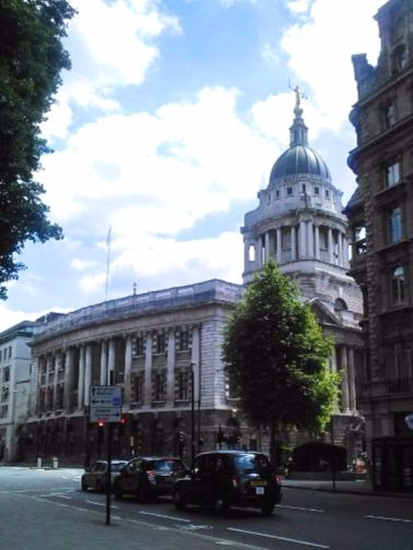 Christian Heritage Tour London Old Bailey