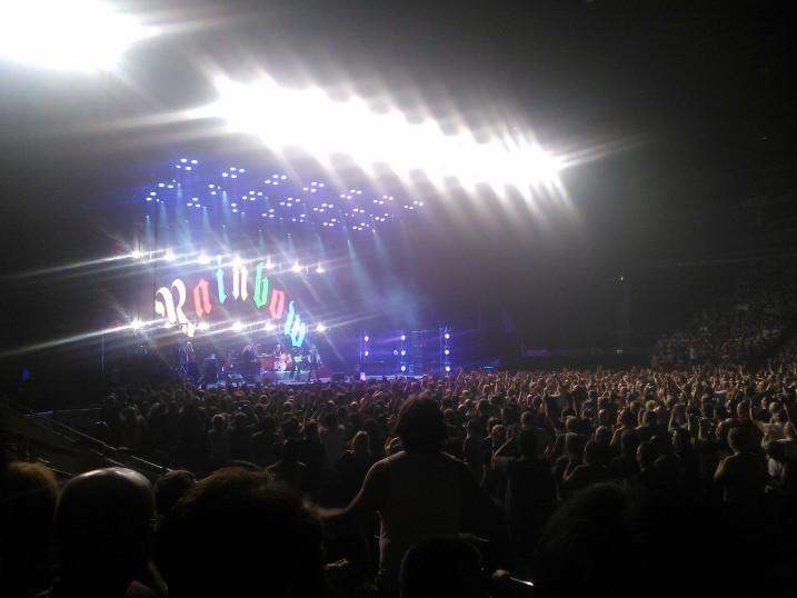Stone Free Festival O2 Arena Ritchie Blackmore's Rainbow
