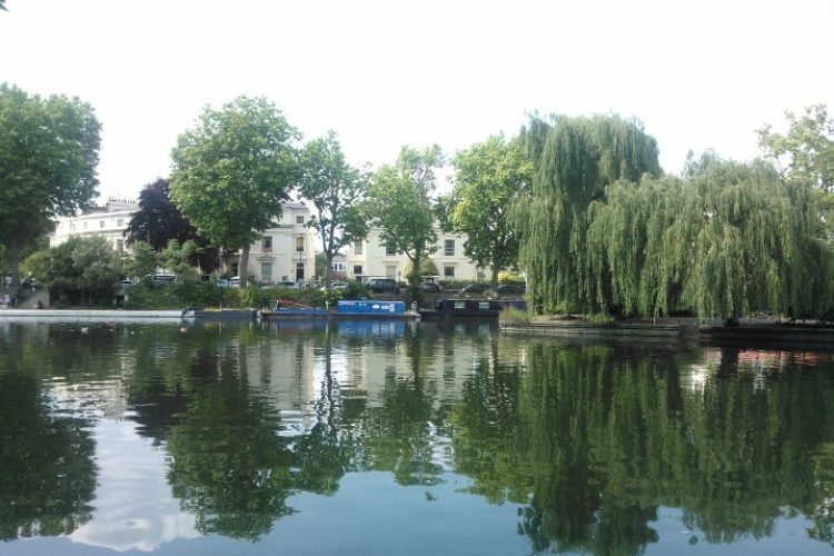 Romantic Walking Tour Little Venice