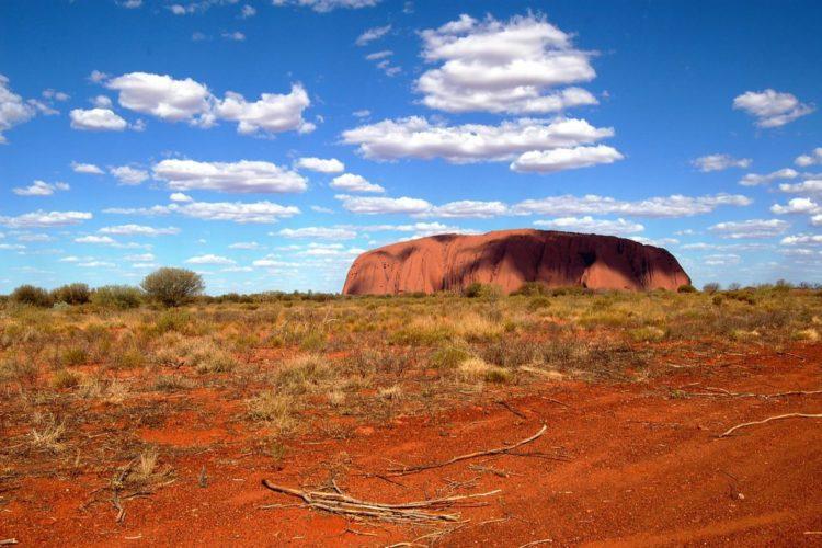 Best Rock Formations Uluru