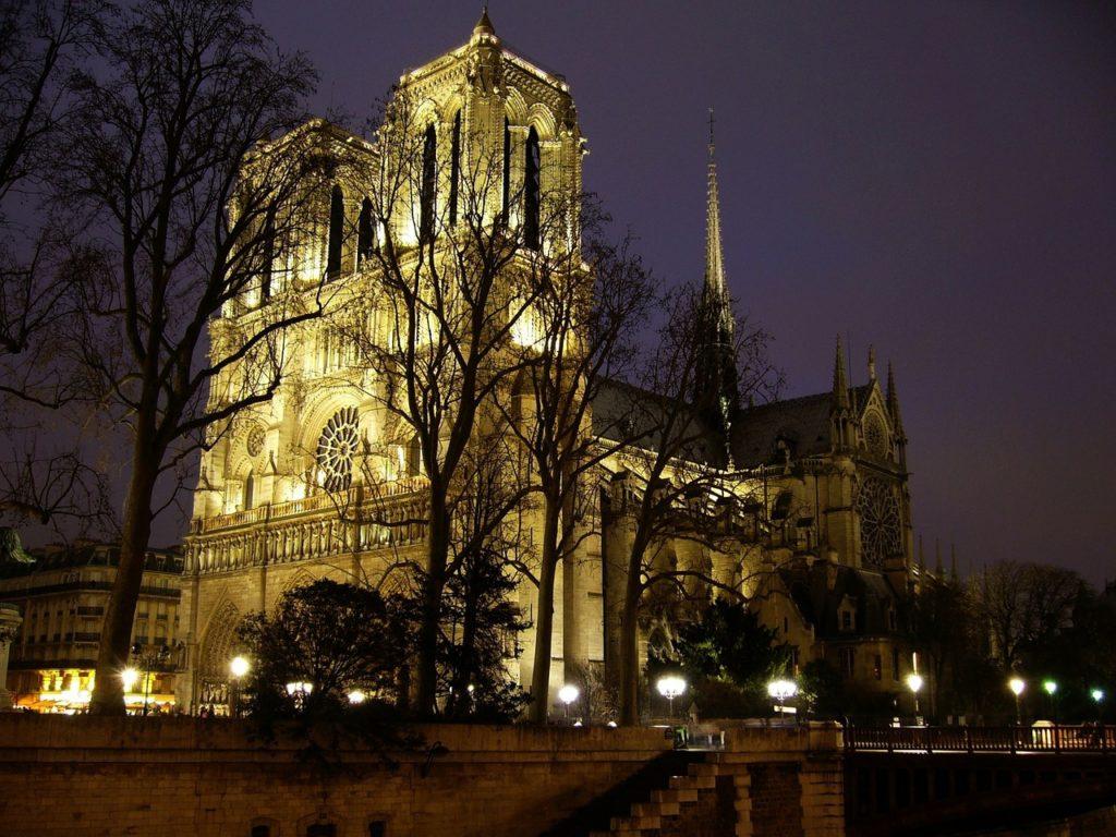 Christian Sites Notre Dame Paris