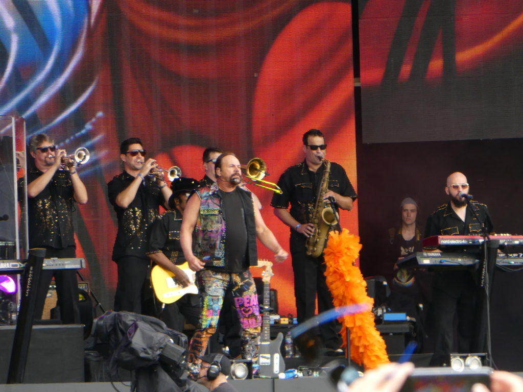 KC and the Sunshine Band BST Hyde Park