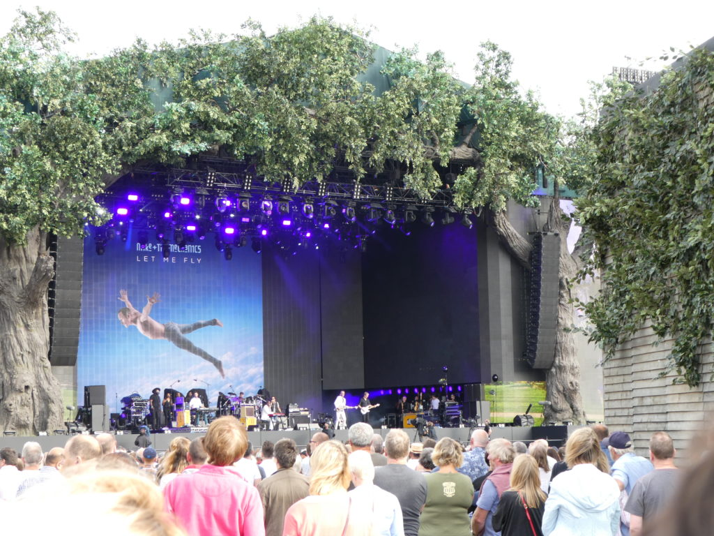 Mike and the Mechanics BST Hyde Park