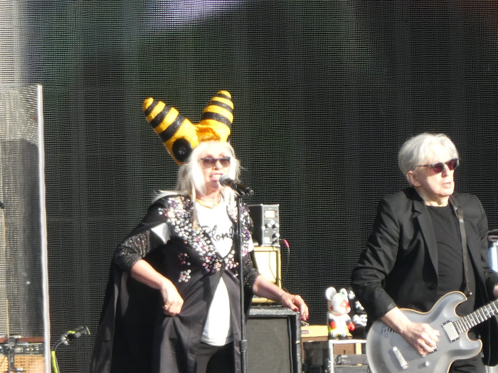 Blondie BST Hyde Park