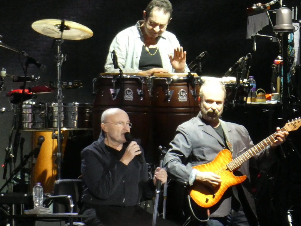 Phil Collins BST Hyde Park